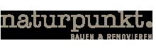 Logo naturpunkt
